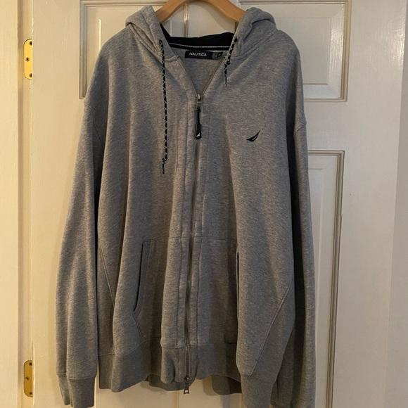 Nautica Other - Nautica zip up hoodie, size xl